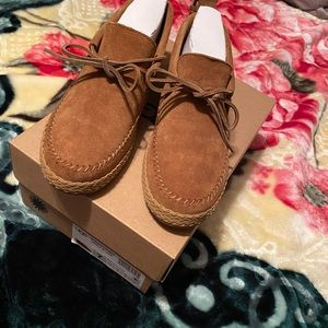 Ugg Woodlyn Moc Shoes in great condition